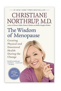 The Wisdom Of Menopause Book Cover